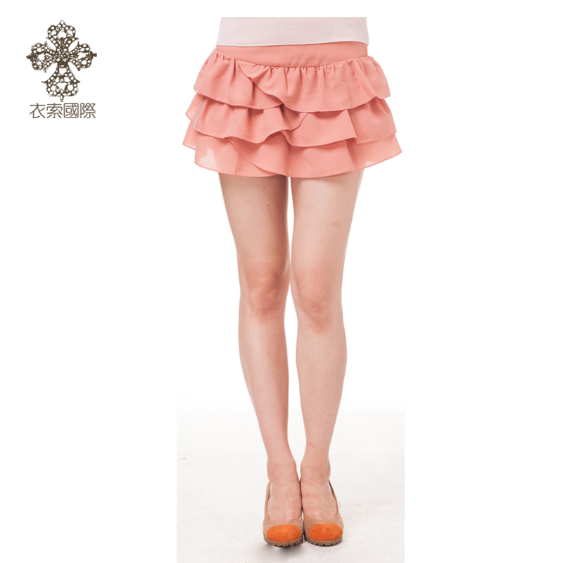 Clothes cable/espresso counter genuine korean slim summer women shorts EWMML0060