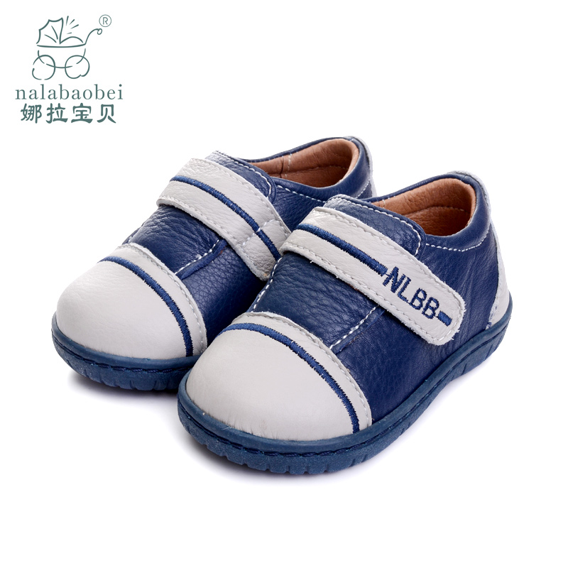 Nora baby toddler shoes soft bottom leather baby shoes spring models baby shoes baby shoes for men and women