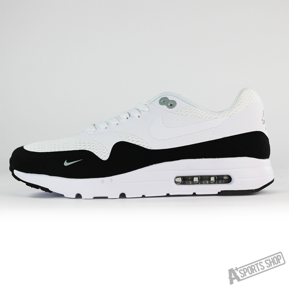 11d11c026f Get Quotations · Nike (male) nike nike air max 1 essential ultra casual shoes  black/white