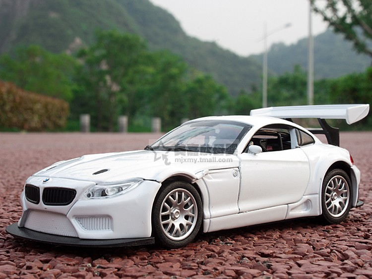 Kaidi wei authentic 1:32110 bmw z4 gt3 alloy car model car model children's toy car model