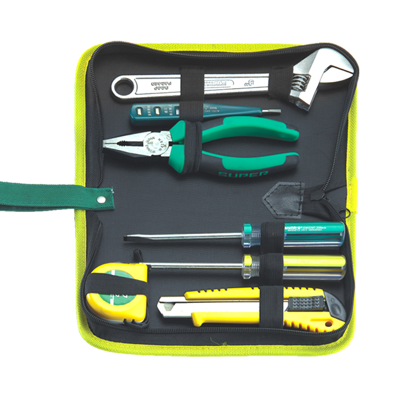 Power of the lion tool household tool set gift combination tool sets 8 sets of home hardware tools
