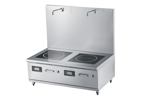 Cool off cookers shi commercial induction cooker 15 KW headed headed furnace furnace furnace floor