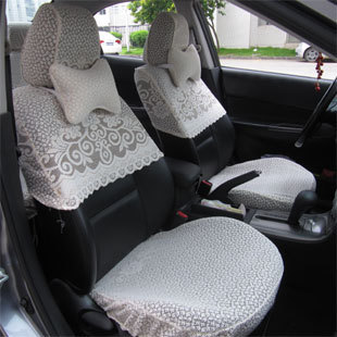 Buick excelle hideo new regal lacrosse special seat cover car seat covers half sleeve lace sleeve lace