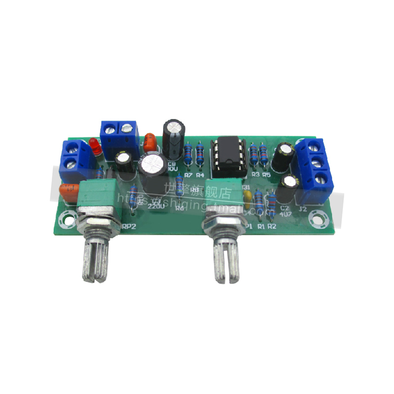 2.1 3 channel subwoofer single power supply 10-24 v finished low pass filter board non amplifier board