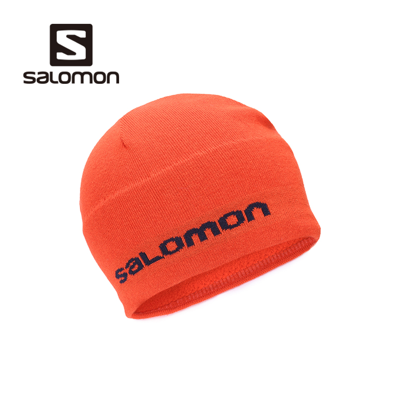 [2016] fall new salomon salomon salomon outdoor warm wool hat beanie