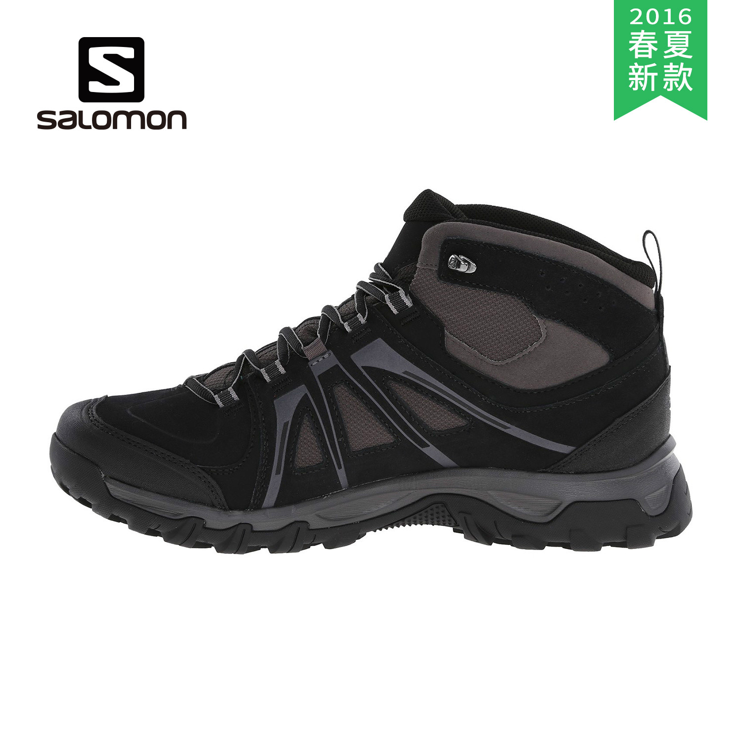 [2016] spring and summer salomon/salomon mens gtx hiking shoes to help 376909