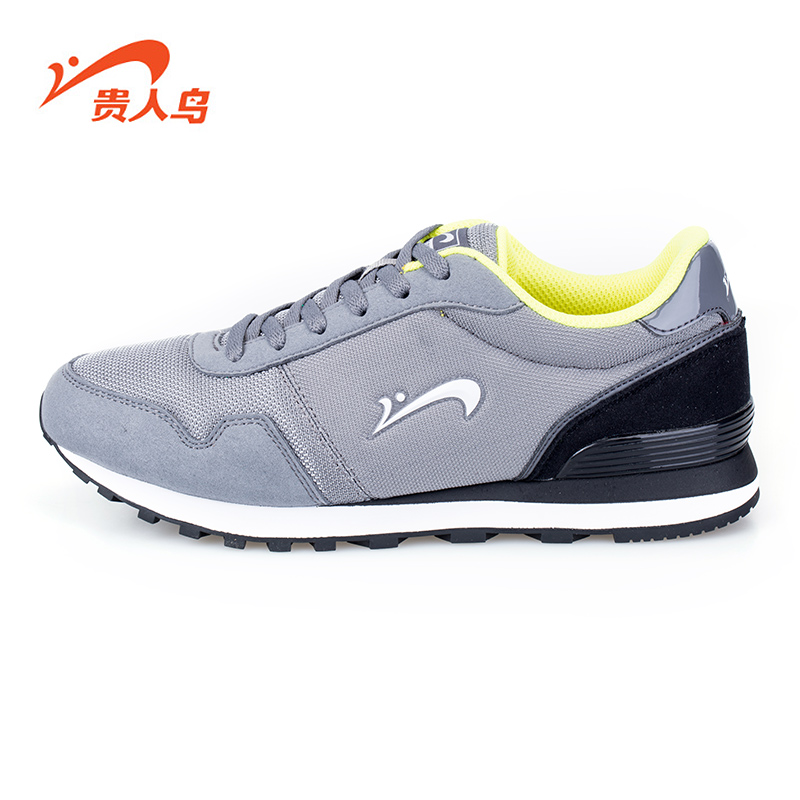 2016 summer and autumn new retro elegant birds men marathon running shoes slip resistant shoes sports shoes fashion shoes off