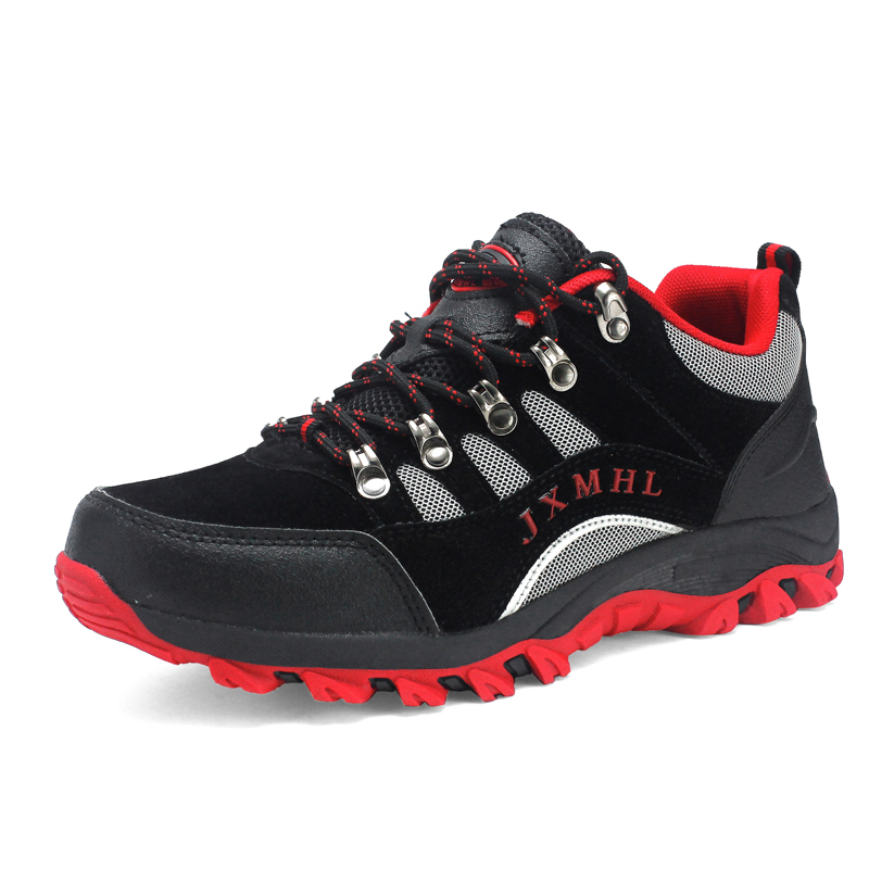 2016 summer new men's hiking shoes hiking shoes slip outdoor shoes sports shoes men casual shoes sneakers