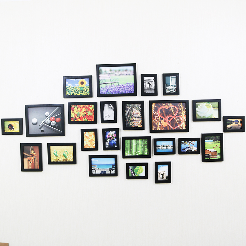 23 dragon mirror shaped wood frame wall photo wall photo frame wall photo frame combination of creative home accessories