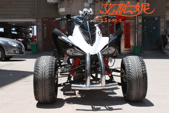 250 mars 14 down three atv four 12-inch aluminum wheels with backrest four atv motocross