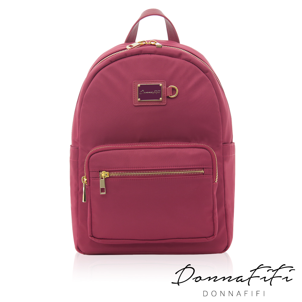 Bella perfect light brigade donnafifi backpack after ruby red
