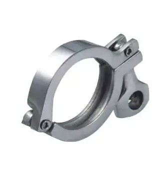 304 sanitary quick connect caps/201 stainless steel clamps a + 304 quick connector quick connector fitting two + Ptfe gasket