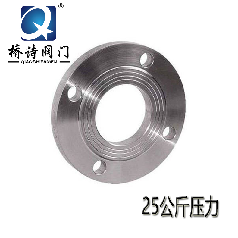 304 stainless steel flange piece welded flange hg25 16公斤pressure flange plate welded flange