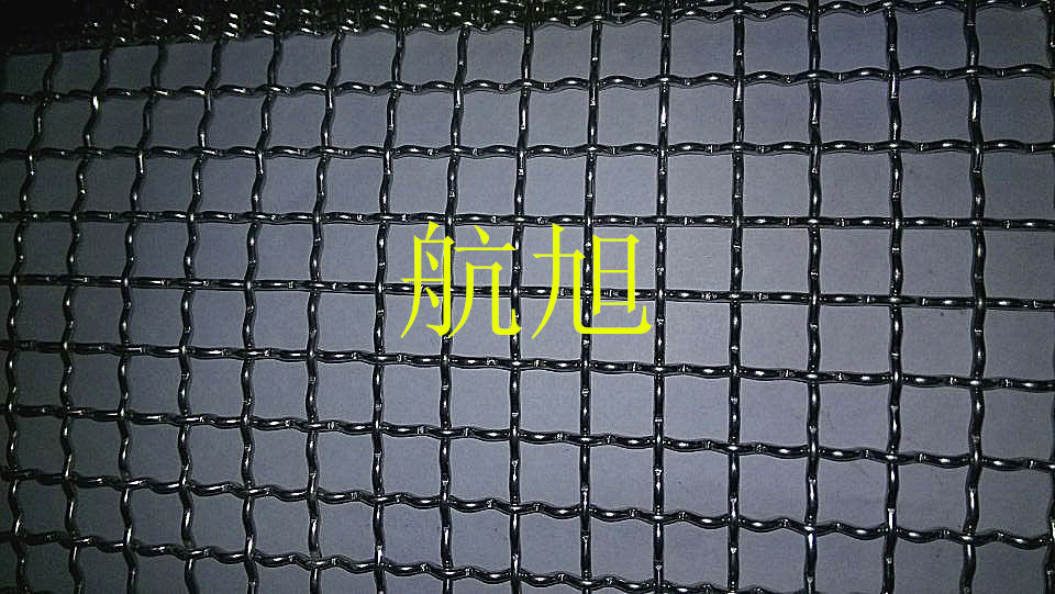 304 stainless steel mesh, crimped wire mesh aperture 10mm, 304 steel wire mesh, woven mesh wire diameter 2mm