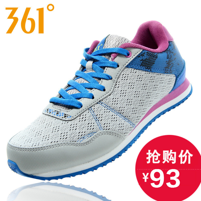 361/361 degrees shoes casual shoes women shoes casual sports shoes lightweight mesh running shoes 581536722