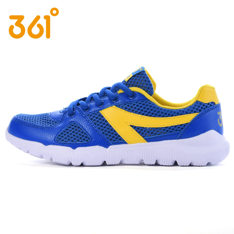 361 degrees male sports shoes big boy shoes boy shoes breathable mesh men's shoes 361 running shoes 2016 spring and summer