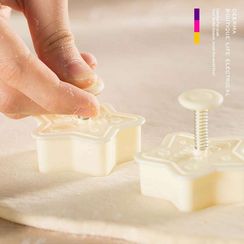 3d stereoscopic 3d stereo mode spring push plastic biscuit cookie mold die cut biscuit mold bakeware fondant animal cartoon
