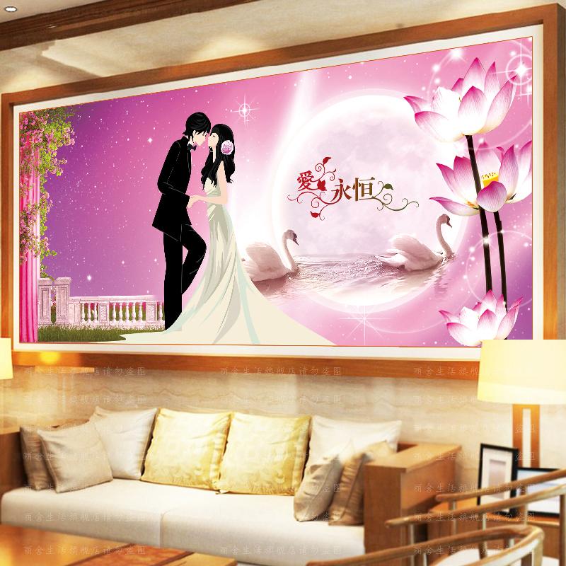 China Wedding Bedroom Background, China Wedding Bedroom Background ...