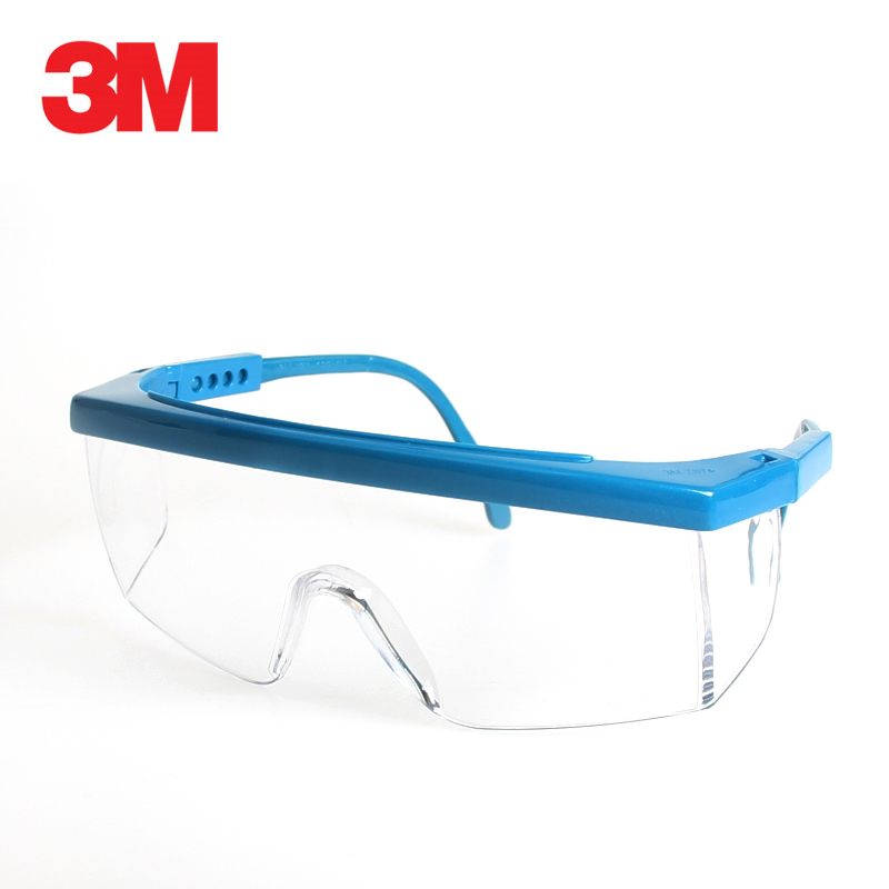 7c503e2a988 Get Quotations · 3m 1711af prevent sand and dust goggles fogging impact uv protective  glasses riding