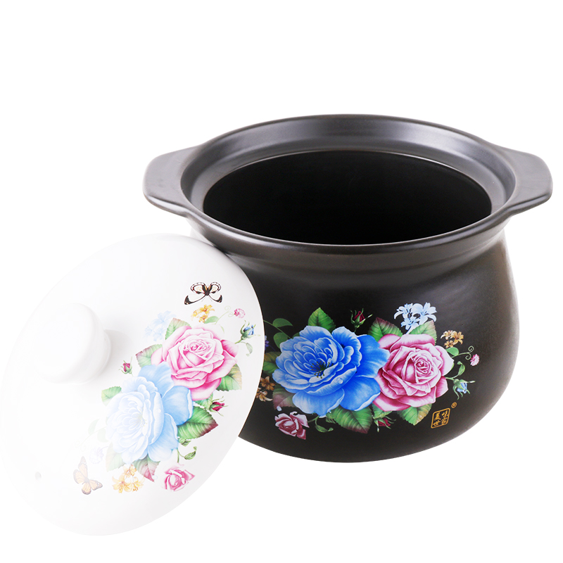 4 split electric ceramic heaters special sand clay pot soup pot ceramic pot medicine pot medicine pot aoyao cook Gallipot