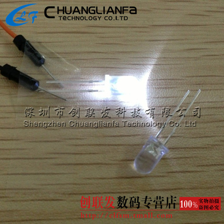 5 MM white white light emitting diode led line led diode 10