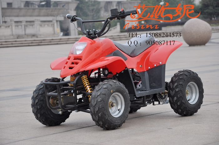6 inch small dinosaur atv 36v500w electric wheel electric buggy aisi ni new promotional price