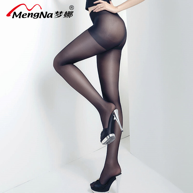 2ac6c2bbb15 Get Quotations · 6 mona five pairs of thin super soft velvet stockings  pantyhose anti hook wire socks female
