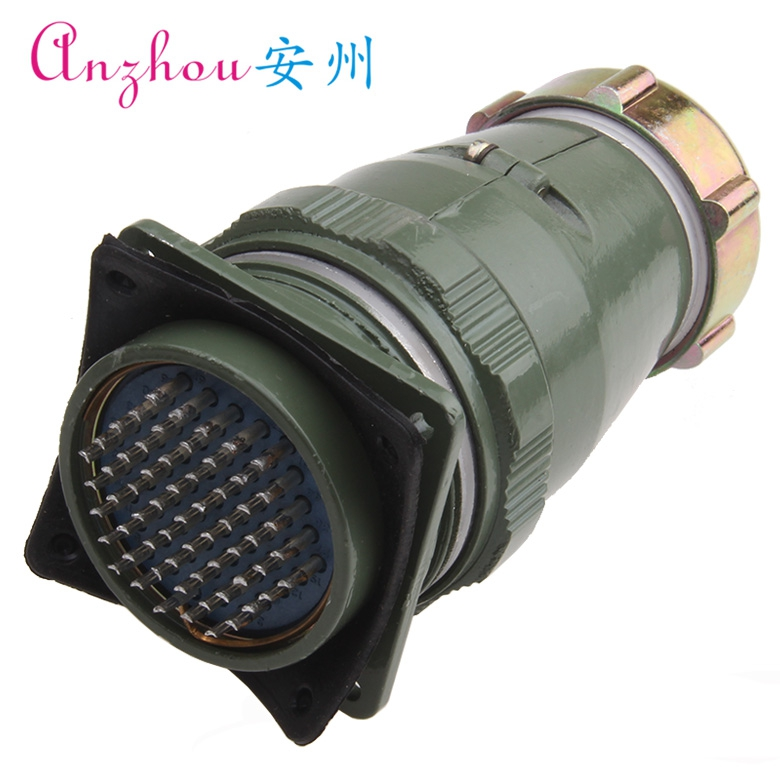 61 core waterproof air plug connector YD55J61TP yd55 YD55J61TQ YD55K61Z