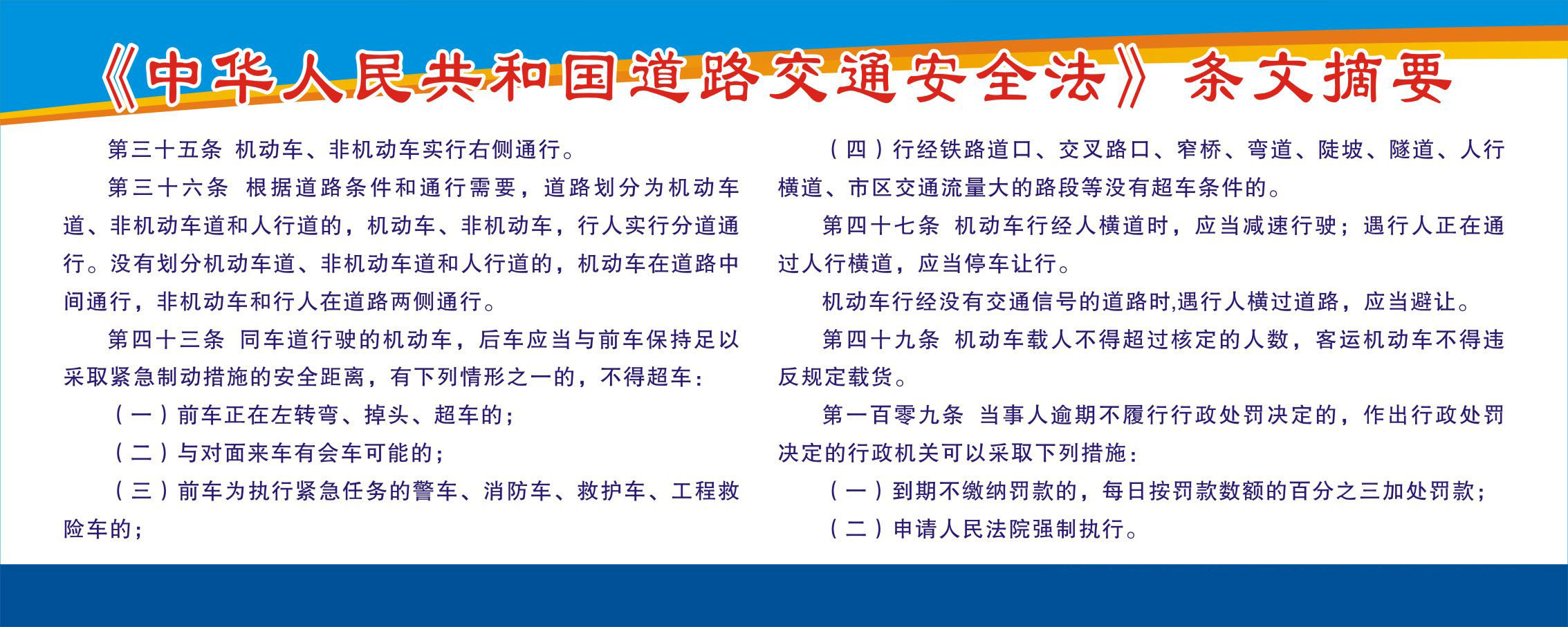 724 posters printed photo 1261 driving traffic signs and operational safety system 21 road traffic safety law