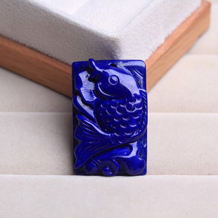 A matter of a map of the afghan natural lapis lazuli pendant old mine lapis lazuli carving pendant gift