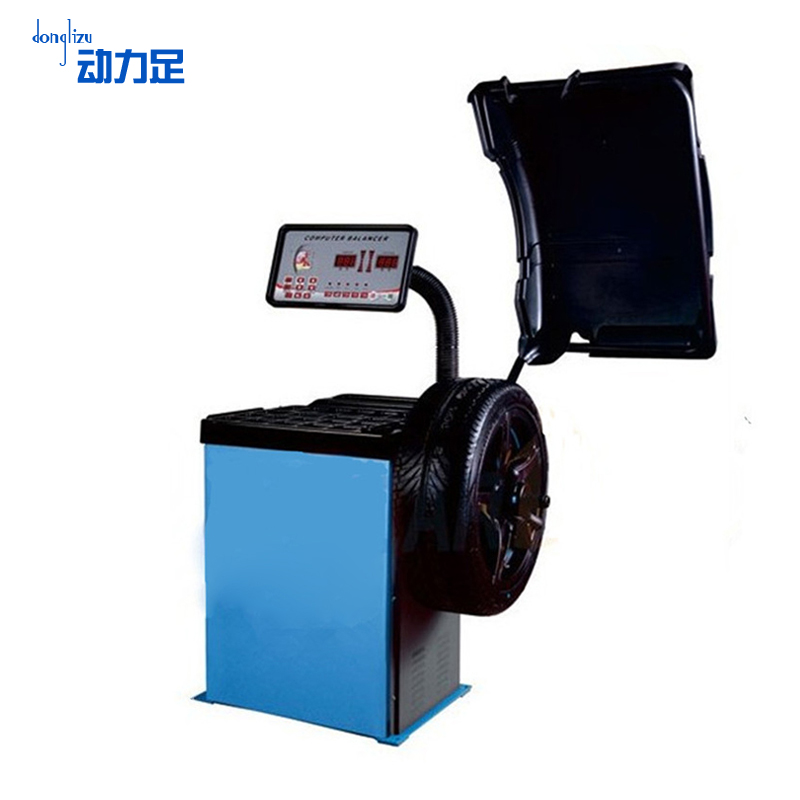 A variety of balancing machine balancing instrument qibaoshebei balance model car tire balancing machine balancing instrument