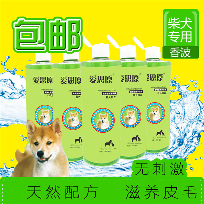Ace original shiba special shampoo bath pet dog shampoo shower gel 500 ml ã ã dedicated pet