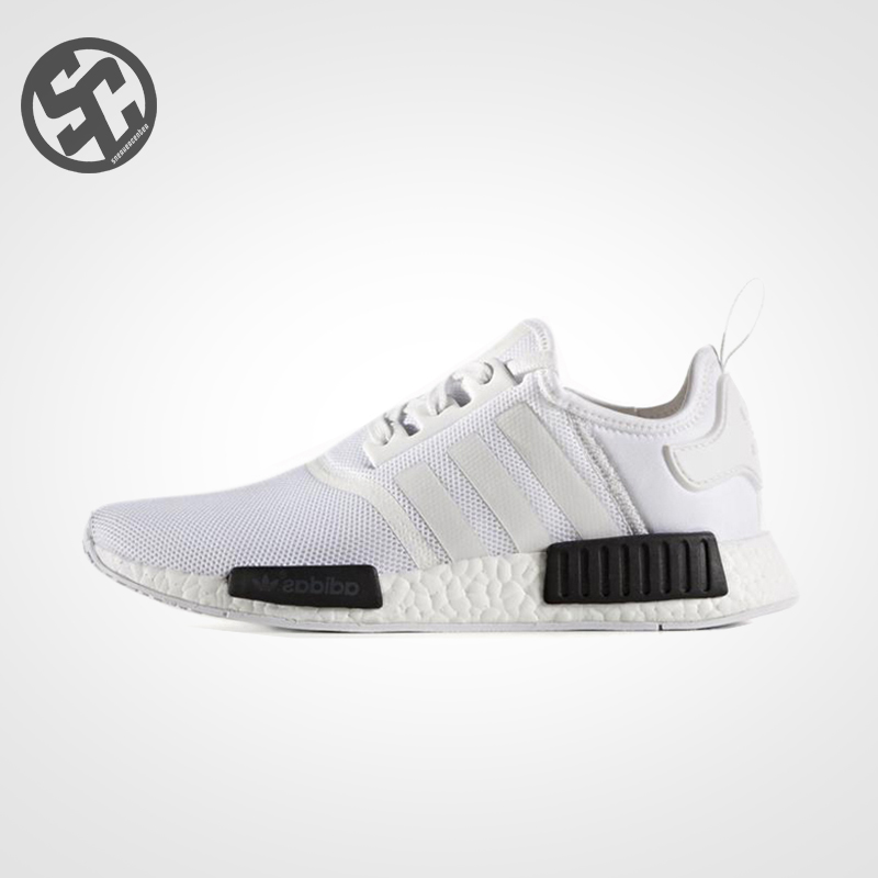 29035a9ad8372 Buy Adidas cloverlike nmd primeknit r1 pk oreo black and white running shoes  for men and women S81847 in Cheap Price on Alibaba.com