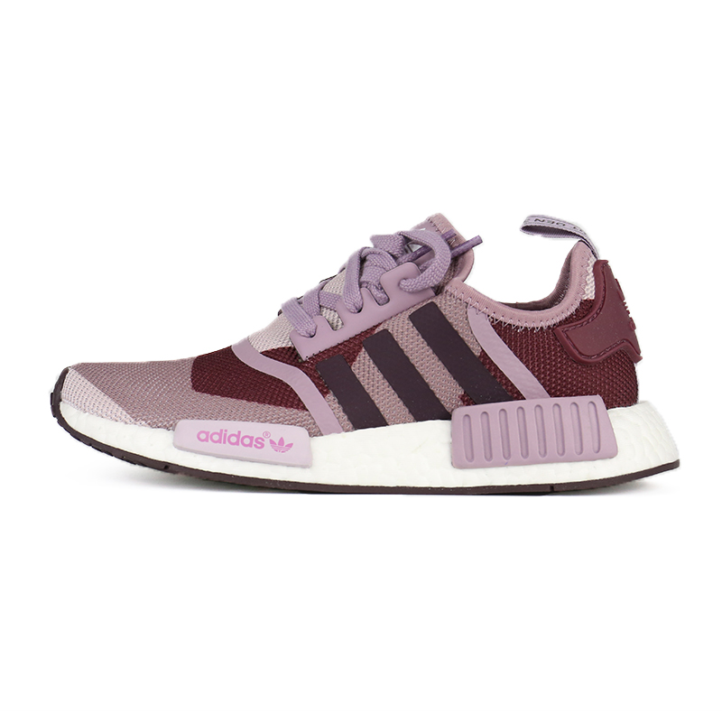 Get Quotations · Adidas cloverlike nmd chaussure S75721 purple pink woman  running shoes f7313035e
