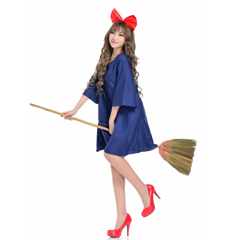 Adult halloween witch costume masquerade party dress cos cosplay halloween female witch costume