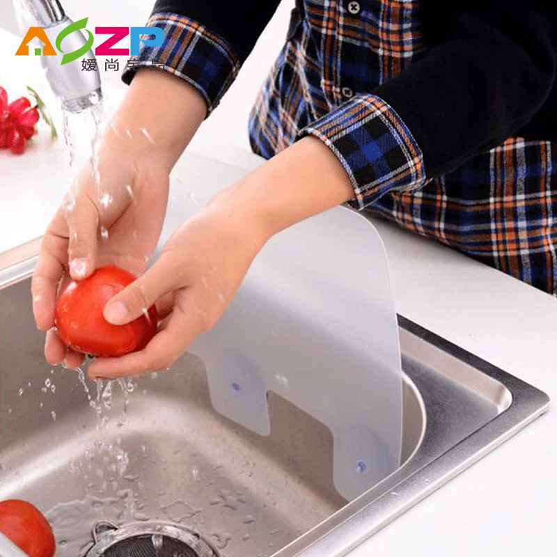 Ai shang house product kitchen sink splash flap creative kitchen washing fruits and vegetables and washing water splash Supplies