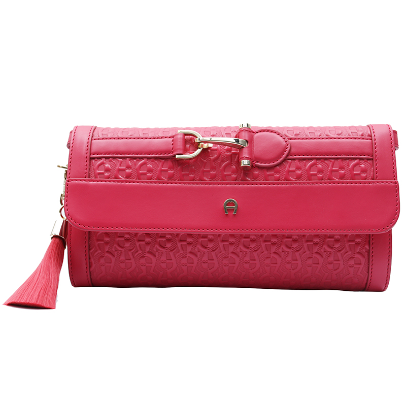 AIGNER2015 new women handbag women clutch bag clutch bag influx of european and american autumn banquet evening bag leather handbag