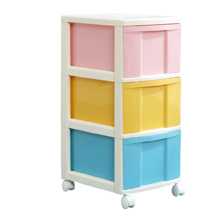 Alice iris child more color drawer storage cabinet storage cabinet finishing cabinet toxic environmentally friendly resin 3d
