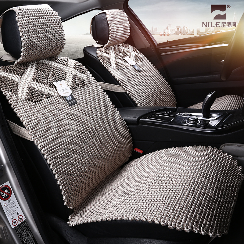 All inclusive car seat cushion four seasons general lavida lavida female models summer summer ice silk car seat cover