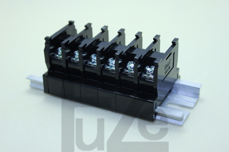 Alternative days tend terminal terminal block terminal block 20a tbr-20 rail mounting