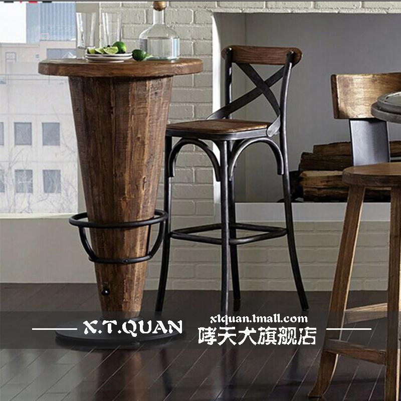 American iron wood tables and chairs tall starbucks nostalgic man cafe bar stool bar stool high bar stool bar stool foreground crasset