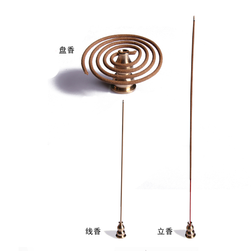 And yi xiang tong copper gourd fragrant incense incense incense coil incense incense holder incense incense care incense furnace portable compact shipping