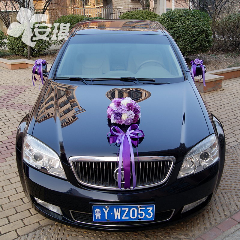 China wedding decoration appliques china wedding decoration get quotations angie car floats vice wedding car decoration supplies simulation suite decorated wedding scene decorative flower ball junglespirit Gallery