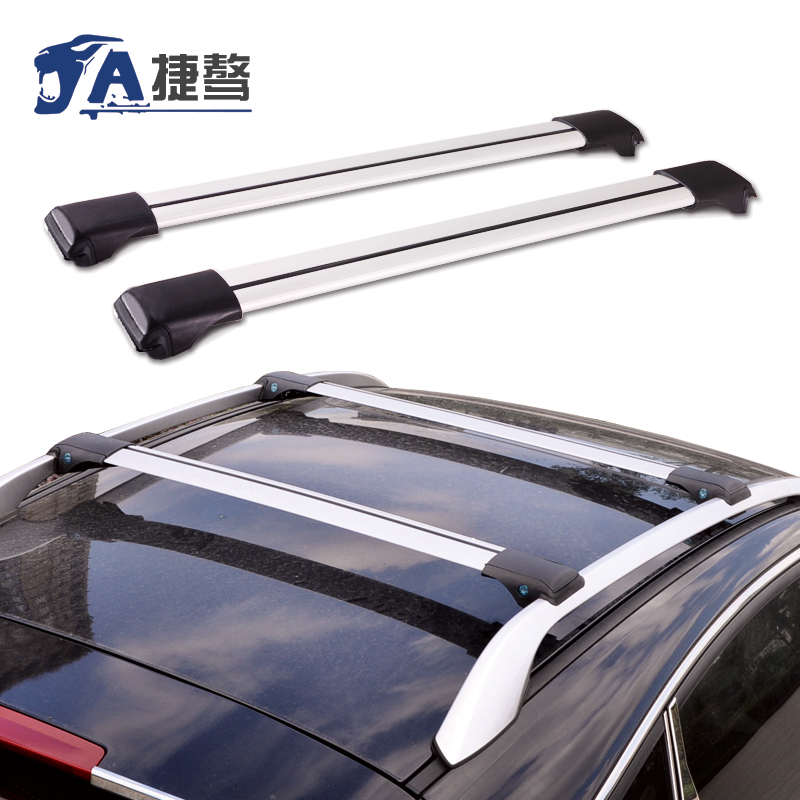 Ao jie renault koleos roof rack aluminum luggage rack crossbars silent wings bar roof rack travel