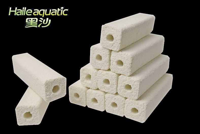 Aquarium filter bacteria house filter aquarium fish tank filter material filter bacteria house bacterial ring ceramic ring aquarium fish tank filter