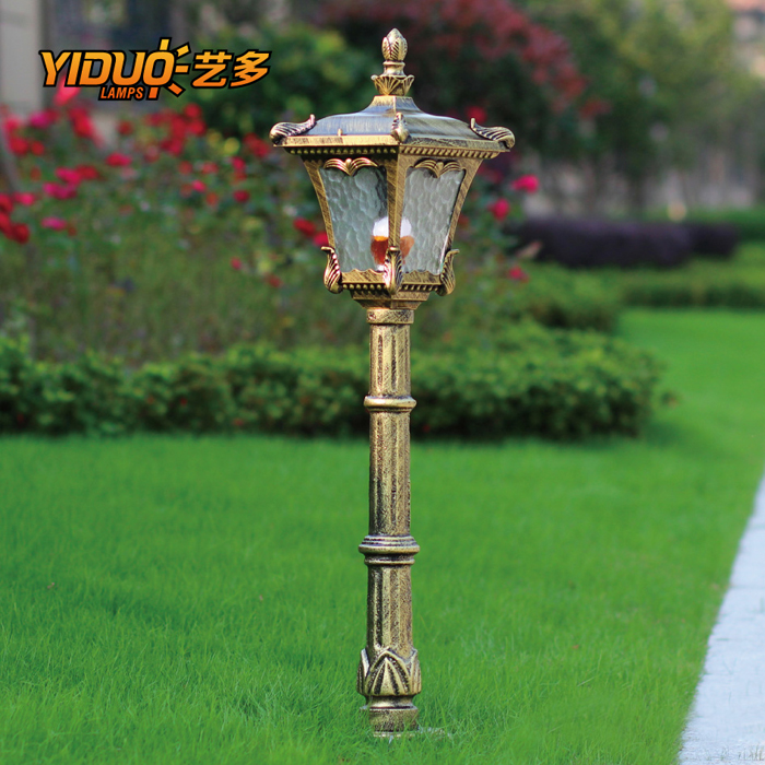 Arts and more and more leaves continental lawn light garden lights outdoor lights waterproof outdoor garden lights landscape garden lights outdoor street lights