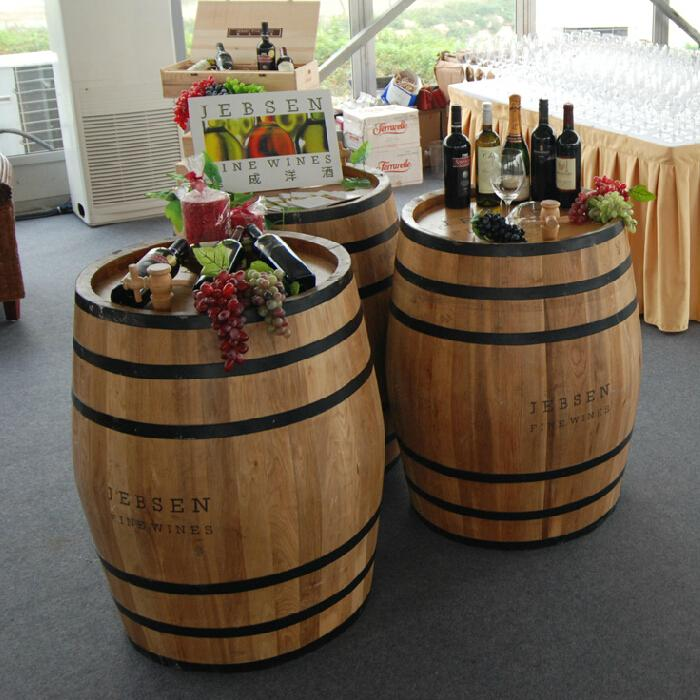 Arts of oak barrels oak wine barrels 50l升l install wine wine red wine oak barrels/decoration