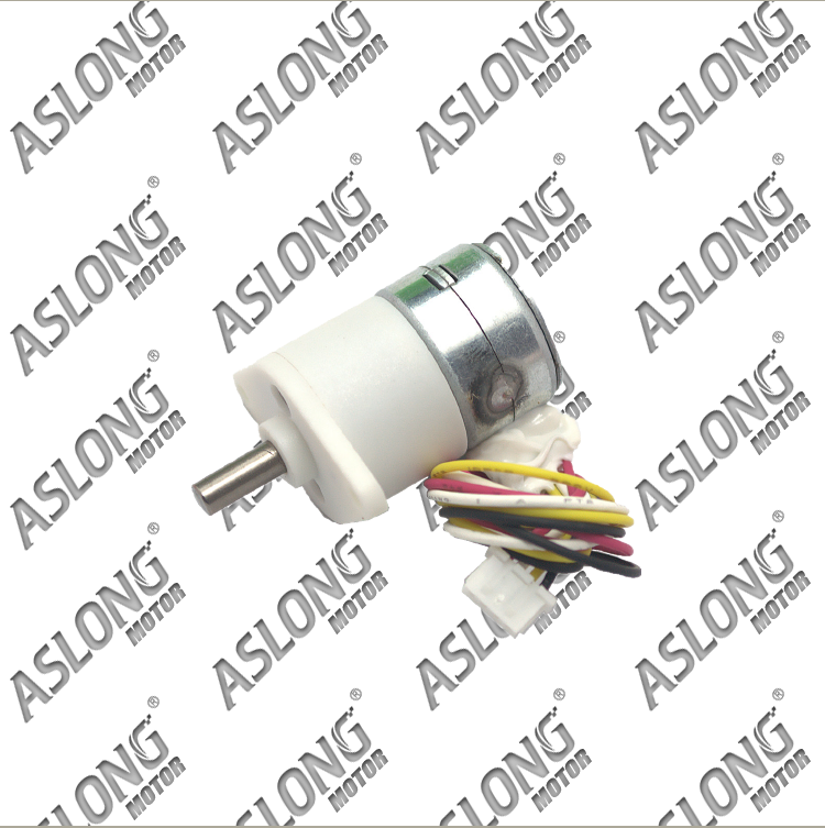 Aslong GM15BY reducer stepper motor micro motor stepper motor stepper motor