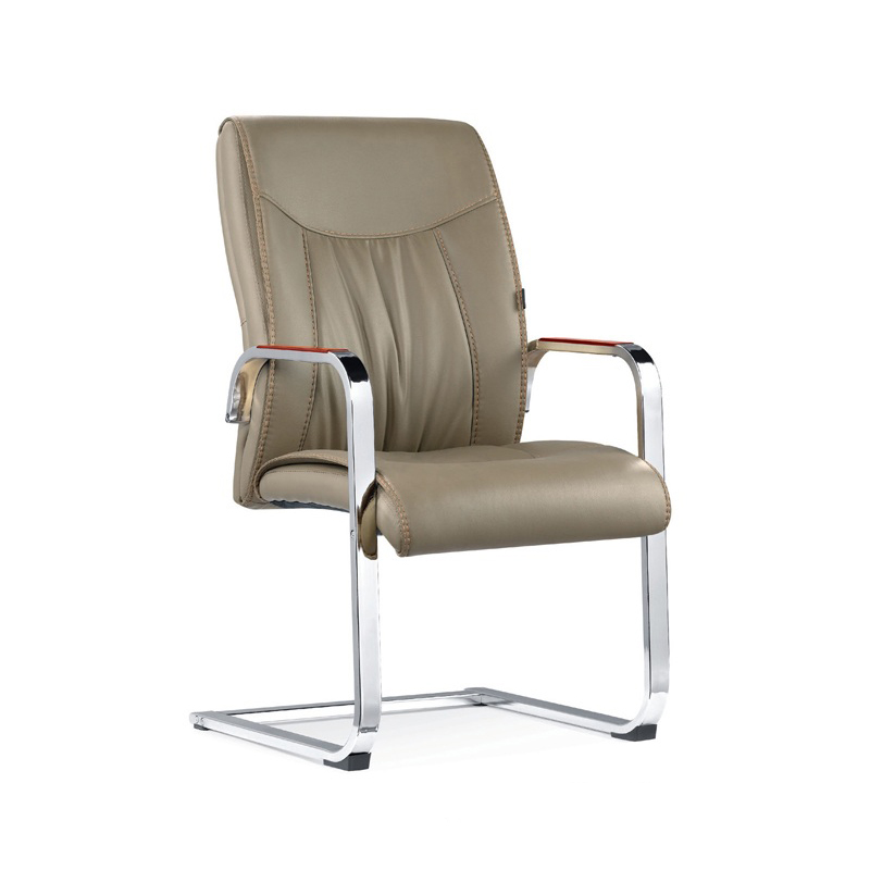 Austrian furniture office reception chairs bow chair computer chair meeting chair stainless steel chair frame new hot sales