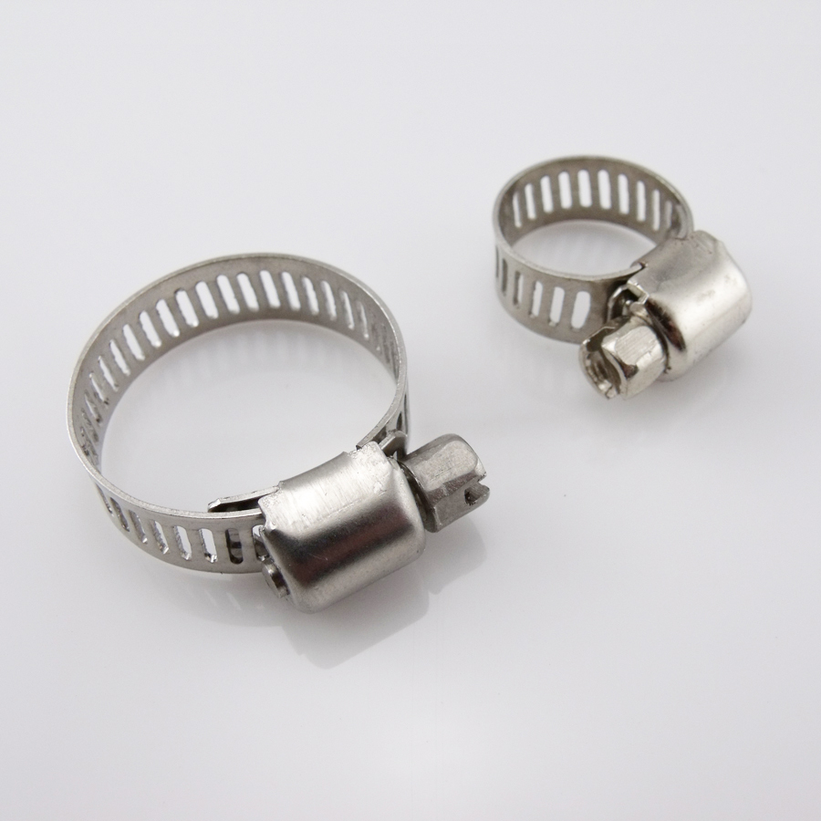 Authentic stainless steel hose clamps pipe clamps pipe clamps pipe clamp hoop hoop fasteners 19-30mm birdie poetry